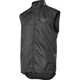 Fox Defend Gilet antivento Uomo, black